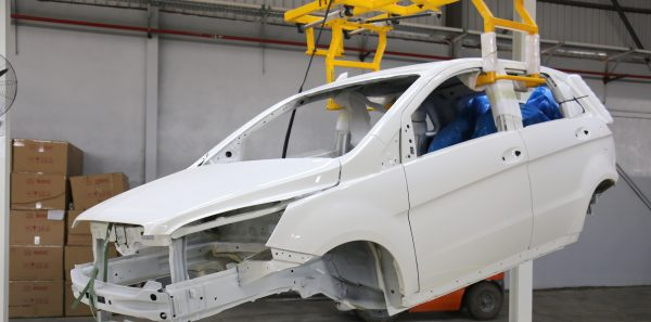 Chassis nu Baic D 20