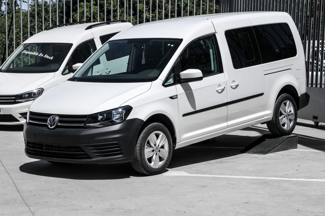 Caddy Combi Maxi 7 places