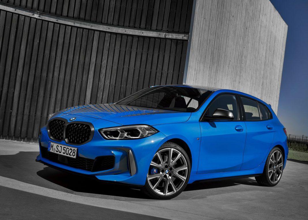 Voici la nouvelle BMW SERIE 1 - MOTORS ACTU