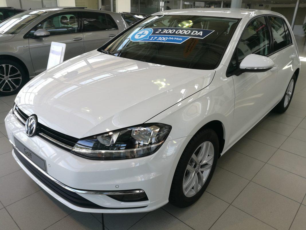 Volkswagen Golf START+ - SOVAC