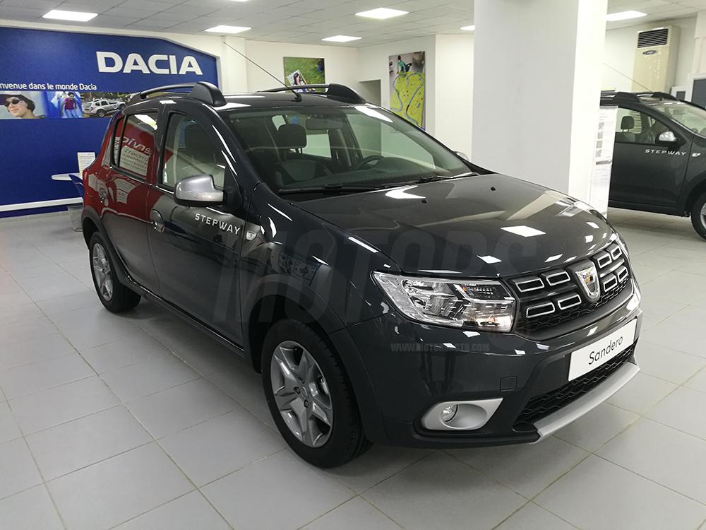 Dacia Sandero Stepway Techroad Dacia Renault Algérie