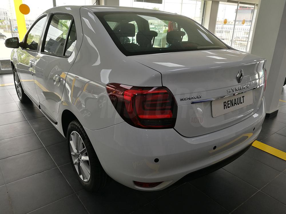 Renault Symbol MIB Renault Algérie