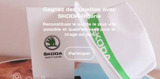 skoda algérie
