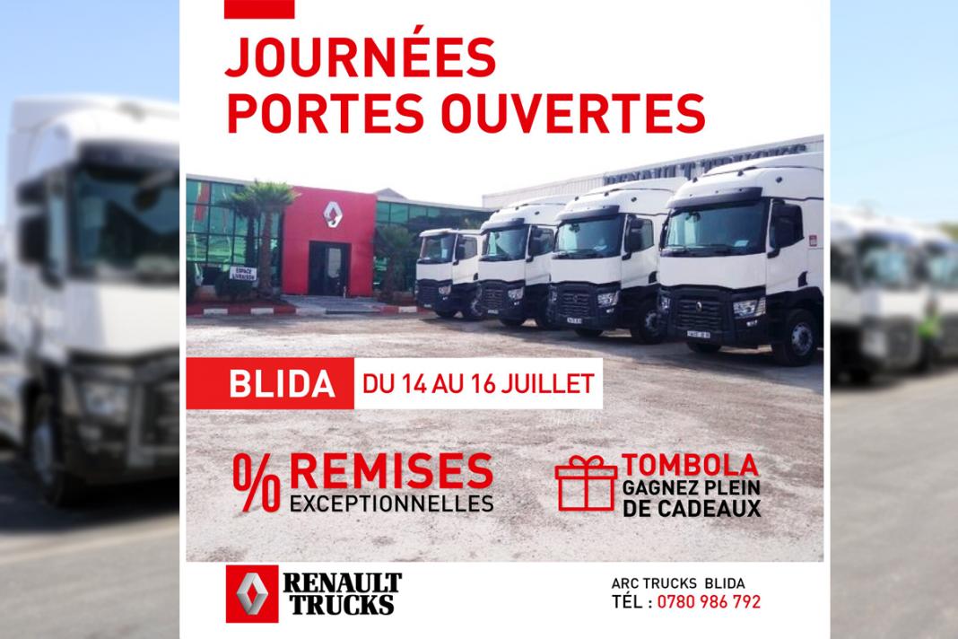 Renault-Trucks-Algérie