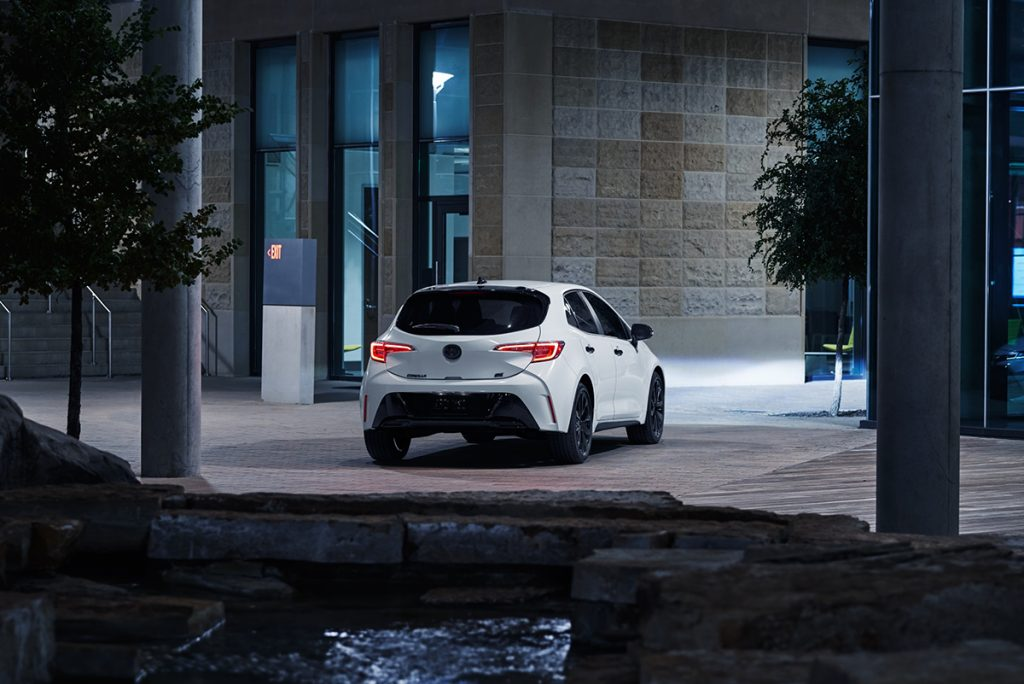 Toyota Corolla 2020 Nightshade