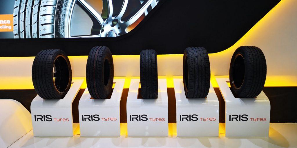 Iris pneus au citexpo 2019