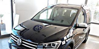 Volkswagen Caddy Alltrack Sovac Algérie
