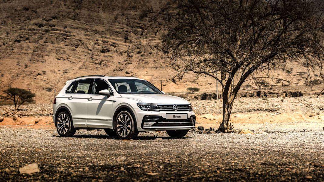 Volkswagen Tiguan Volkswagen Algérie Sovac