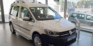 Volkswagen Caddy SOVAC Algérie