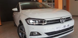 Volkswagen polo carat sovac algérie