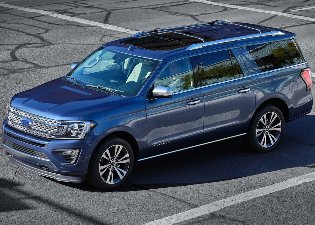 ford expedition two new models revealed for 2020  motors