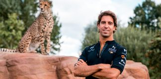 Le pilote portugais, ANTONIO FELIX DA COSTA, rejoint l'équipe DS TECHEETAH