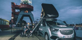 Opel accompagne la jeune Start-up Wish One
