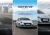 Peugeot Algérie 208 Tech-Vision