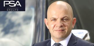 Samir Cherfan-nouveau Directeur Groupe PSA - Région-Moyen-Orient-Afrique