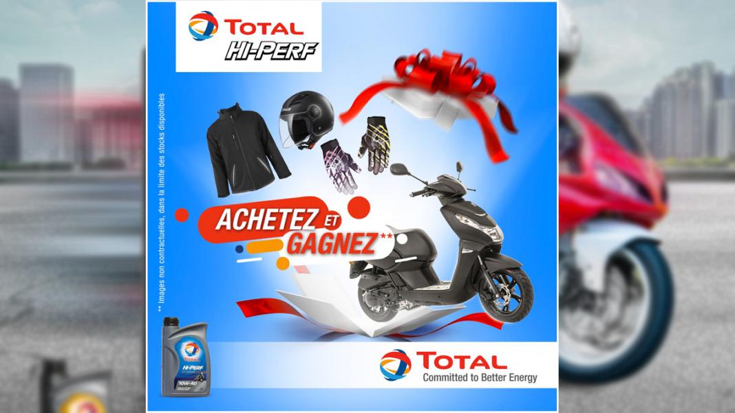 Total Algérie