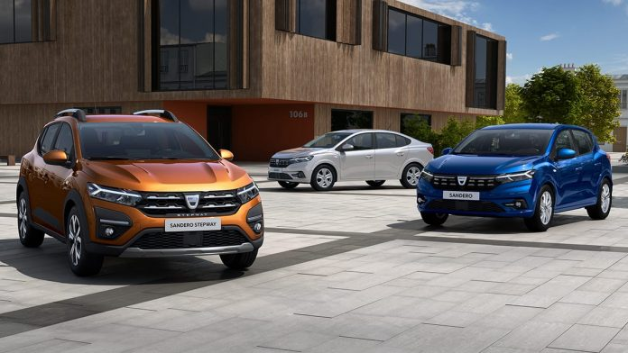 Dacia Sandero 2020 maroc
